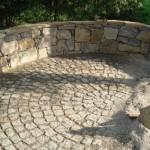 Bau einer Trockenmauer