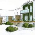 Neugestaltung Innenhof
