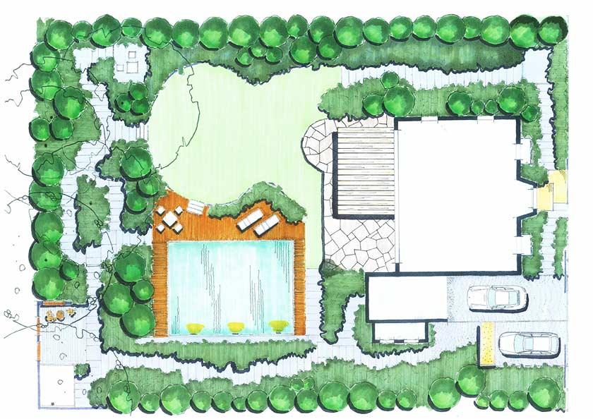 Gartenplanung leipzig beispiele gartenplanung bethke for Garten anlegen plan