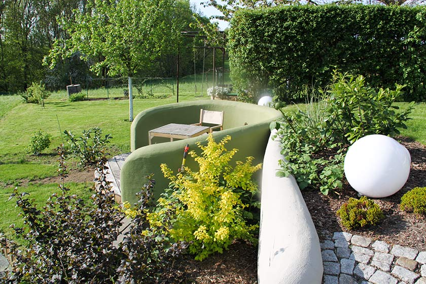 Gartengestaltung und Bepflanzung